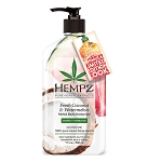 Hempz Fresh Coconut & Watermelon Moisturizer 17oz <br><i>Limited Edition</i>