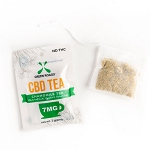 Green Roads CBD Tea Bags 7mg X 20ct Box