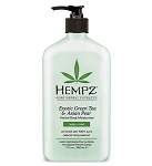 Herbal Exotic Green Tea & Asian Pear Moisturizer 17oz