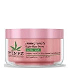 Hempz Herbal Pomegranate Sugar Scrub 7.3oz