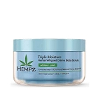Hempz Whipped Triple Moisture Body Scrub 7.3oz