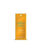 Keep Calm & Tan On Facial Tanner Pk .175oz