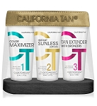 Sunless Tanning Kit 3pc