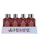 Hempz Minted Sugar & Spiced Nutmeg Mini Holiday Display 24pc x 2.25oz<br><i>Limited Edition</i>