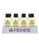 Hempz Sweet Pineapple & Honey Melon Moisturizer Mini Holiday Display 24pc x 2.25oz