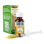 Green Roads CBD Oil Tincture 1500mg - 30mL