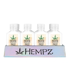 Hempz Sugar Cane & Papaya Moisturizer Mini Holiday Display 24pc x 2.25oz