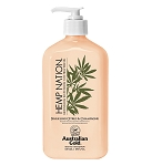 Hemp Nation Sparkling Citrus & Champagne Body Lotion 18oz