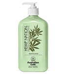 Hemp Nation Agave & Lime Body Lotion 18oz