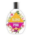 ALOHA PINK ADVANCED DARK TANNING LOTION 13.5oz