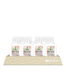Hempz Fresh Fusions Pink Pomelo & Himalayan Sea Salt Mini 24pc Basket Display