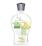 Devoted Herbal CBD Dark Tanning Lotion 12.25oz <br><i>200mg CBD</i>
