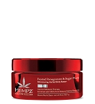 Hempz Frosted Pomegranate & Sugar Plum Shimmering Body Butter 8oz