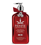 Hempz Frosted Pomegranate & Sugar Plum Whipped Body Créme 17oz
