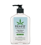 Hempz Triple Moisture Herbal Hand Sanitizer 8.5oz