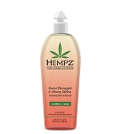 Hempz Sweet Pineapple & Honey Melon Hydrating Bath & Body Oil 6.76oz
