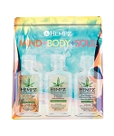Hempz Fresh Fusions Mind, Body & Soul 3pc Mini Set<br><i>Sold In 6pk Only</i>
