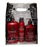 Hempz Triple Moisture Frosted Peppermint & Vanilla Sugar 3pc Holiday Gift Bag<br><i>Sold In 6pk Only</i>