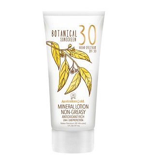 Australian Gold Botanical SPF 30 Mineral Lotion 5oz