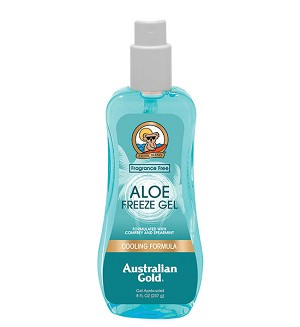 Australian Gold Aloe Freeze Spray 8oz