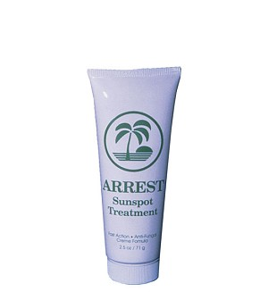 Arrest Sun Spot Treatment 2.5oz