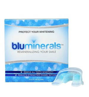 BleachBright BluMinerals Sealer - Prefilled Tray