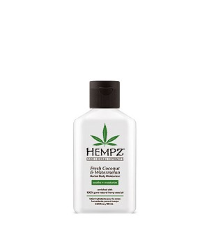 Hempz Fresh Coconut & Watermelon Moisturizer Mini 2.25oz