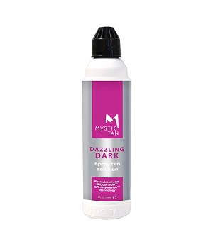 Mystic Tan Solution Cartridge Dazzling Dark 4oz