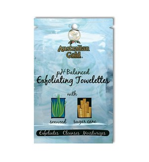 AG Exfoliating Towelette
