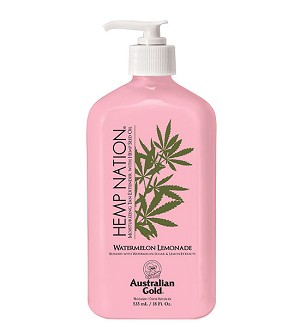 Hemp Nation Watermelon Lemonade Moisturizer 18oz