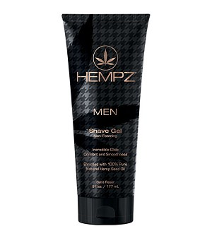 Hempz Men Shave Gel 6oz
