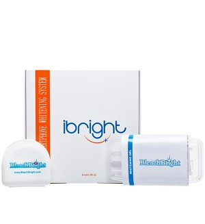 BleachBright iBright Smartphone Whitening System