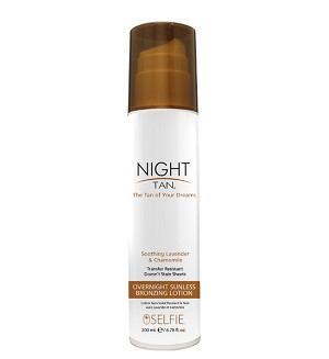 Selfie NightTan Overnight Sunless 6.78oz