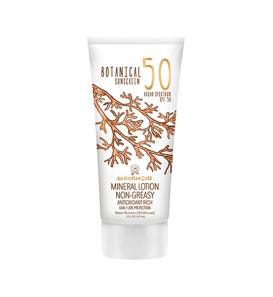 Australian Gold SPF 50 Lotion 8oz