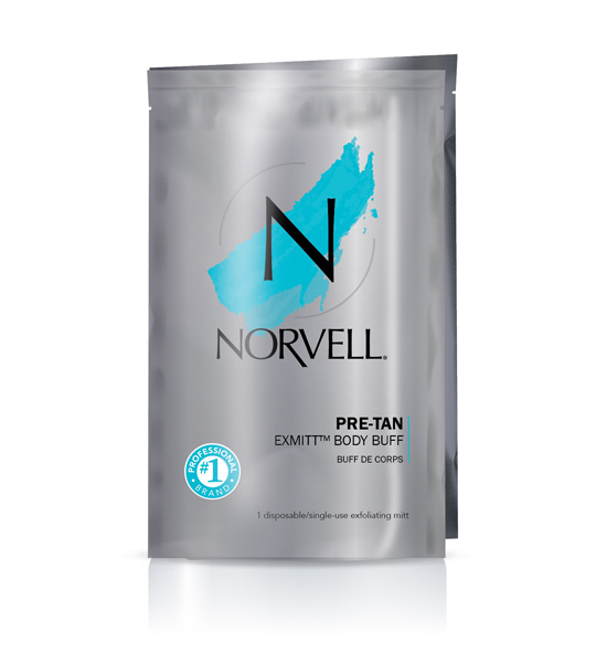 Norvell Pre Sunless Body Buff eXmitt - Single