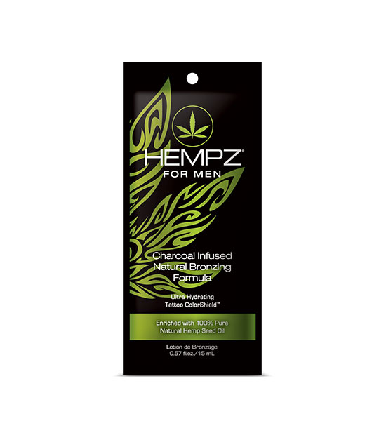 Hempz Men Natural Bronzer Pk 0.57oz