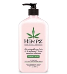 Hempz Blushing Grapefruit & Raspberry Crème Herbal Body Moisturizer 17oz