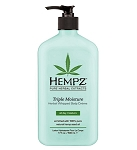 Hempz Whipped Triple Moisture Body Créme 17oz