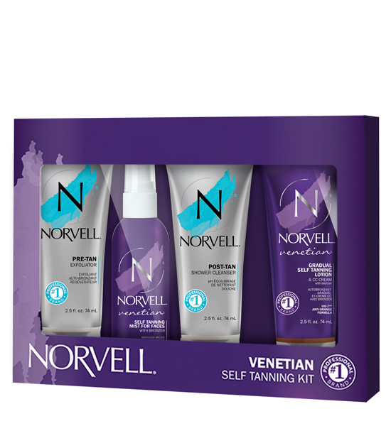 Norvell Sunless Venetian Maintenance System 6pc