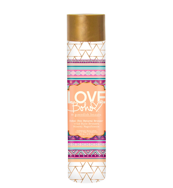 Love Boho Rebel Chic Natural Bronzer 10oz