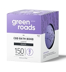 Green Roads CBD Bath Bomb 150mg Peace 6oz