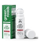 Green Roads CBD Muscle & Joint Heat Relief Roll-On 350mg 3oz