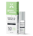 Green Roads CBD Essential Oil Roll-on 50mg Relax 0.3oz