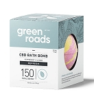 Green Roads CBD Bath Bomb 150mg Refresh 6oz