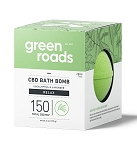 Green Roads CBD Bath Bomb 150mg Relax 6oz