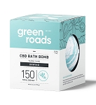 Green Roads CBD Bath Bomb 150mg Unwind 6oz
