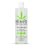 Hempz Triple Moisture Herbal Hand Sanitizer 16oz <br><i>Limited Edition</i>