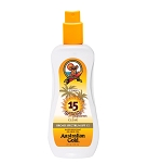 Australian Gold SPF 15 Spray Gel Clear 8oz