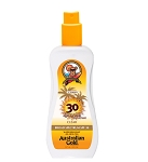 Australian Gold SPF 30 Spray Gel Clear 8oz