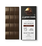 Green Roads CBD Dark Chocolate Bar 180mg 1.48oz